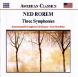 CD-Cover Ned Rorem